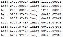GPS-Venus634PLx3