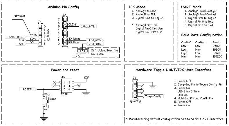 RFID shield schematic