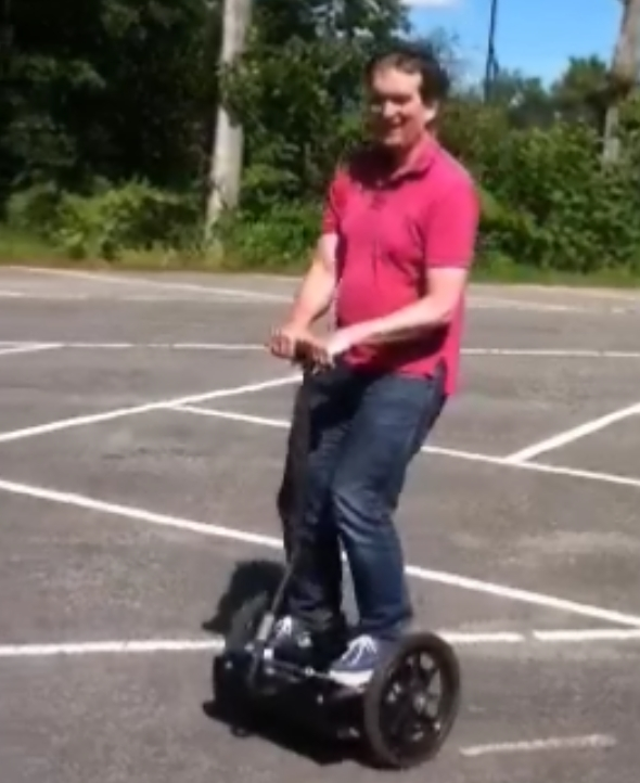 homemade segway pdf