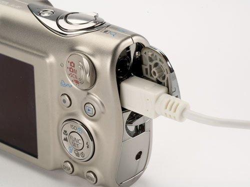 Canon usb connector