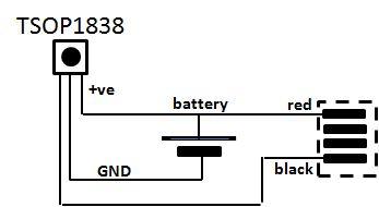 CHDK remote IXUS schematic