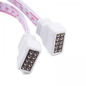 Horse-Race-5050-led-strip-connector detail