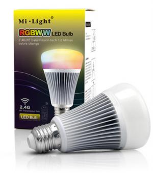 milight new bulb